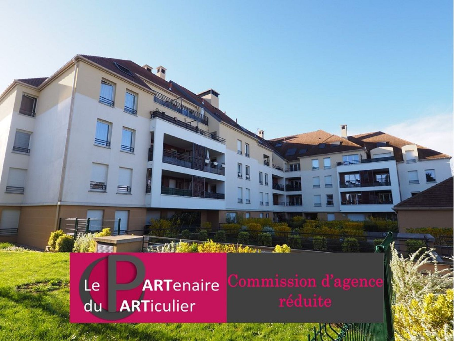 Appartement T4 ERMONT